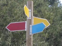cruce de colores