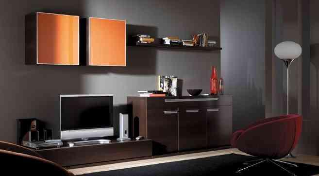 Miami una colecci n de muebles para la sala de estar - Colores para pintar salones modernos ...