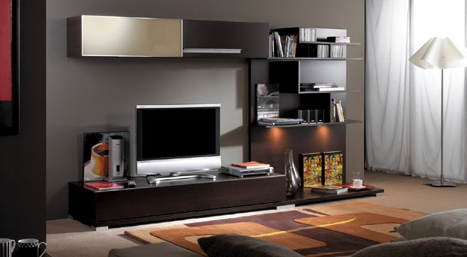 Miami una colecci n de muebles para la sala de estar for Muebles de sala de estar modernos