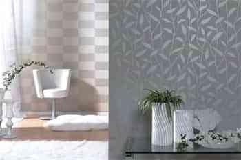 Combinar Pintura Y Papel Pintado Fabulous Combinar Papel Y Pintura