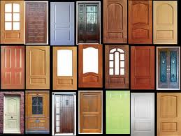 Puertas variedades