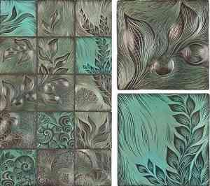 azulejo verde Ann Sacks