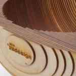 Fabrica tu propio frutero de cartón gratis diseñado por SEMdesign 8