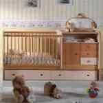habitacion-bebe-madera natural