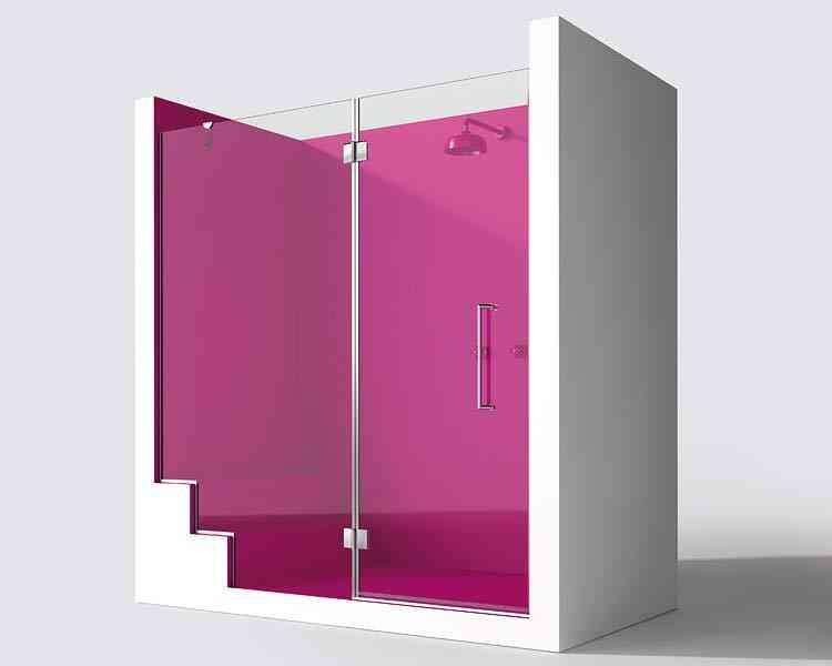 Mamparas Para Baño Rio Cuarto:Mamparas a medida para tu cuarto de baño – Decoración de Interiores