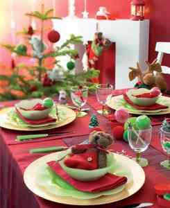 Im genes que inspiran mesas navide as decoraci n de - Decoracion mesas navidenas ...