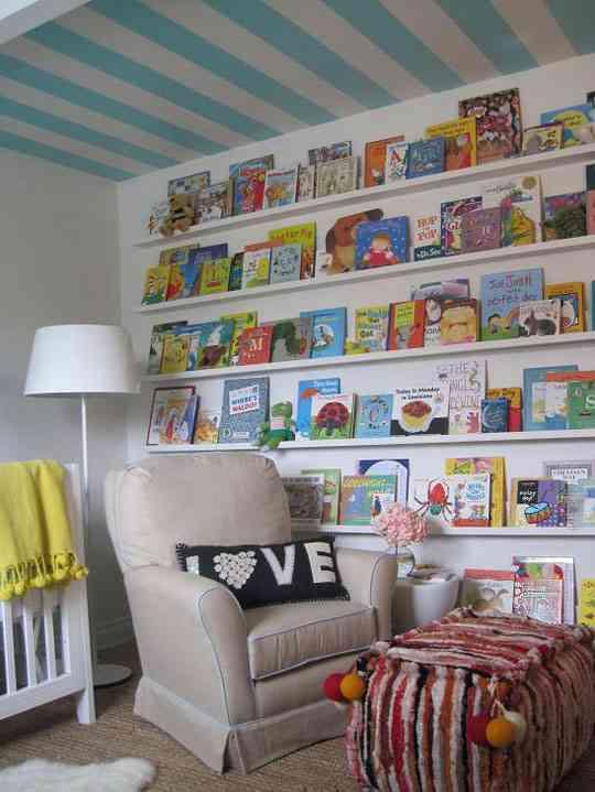 Rincón infantil de lectura 1