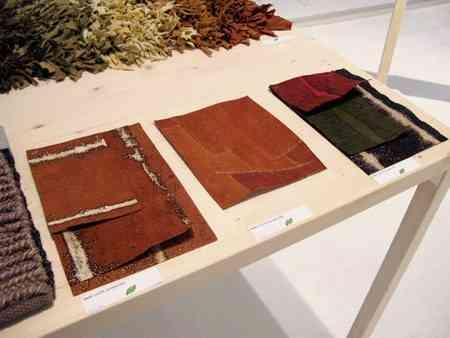 Heimtextil 2011, tendencias en textil hogar (III). Tejidos ecológicos 1