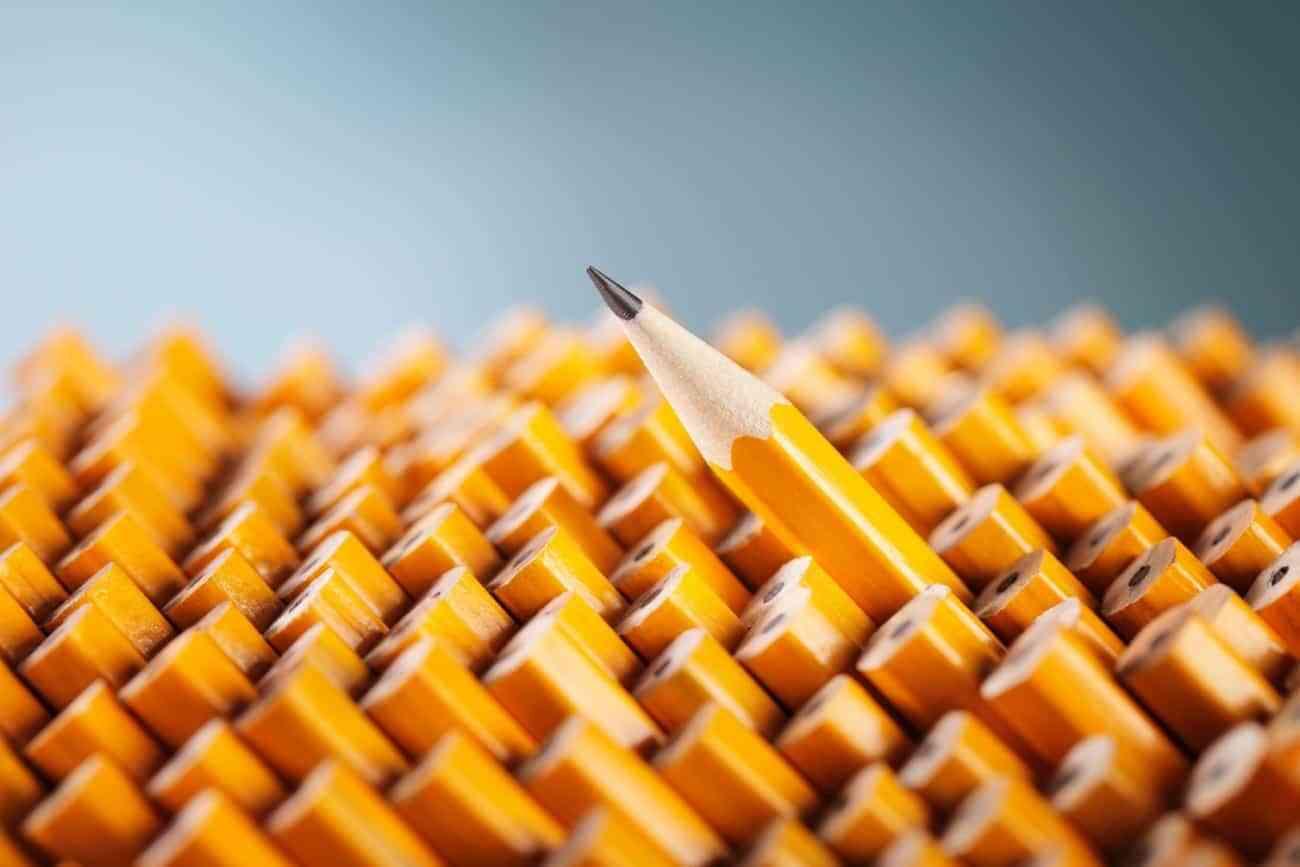 Decora con tus viejos lápices 3
