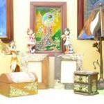 Pinturas y esculturas fugaces 2