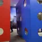 Decoración de las oficinas de Google en Londres 4
