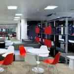 Decoración de las oficinas de Google en Londres 2