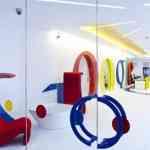 Decoración de las oficinas de Google en Londres 8