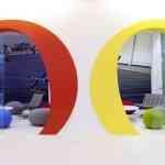 Decoración de las oficinas de Google en Londres 11