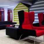Decoración de las oficinas de Google en Londres 12