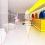 Decoración de las oficinas de Google en Londres 13