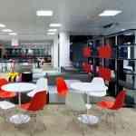 Decoración de las oficinas de Google en Londres 16