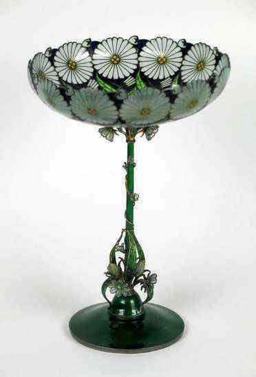 Art Nouveau en el Museo Nacional de Artes Decorativas 4