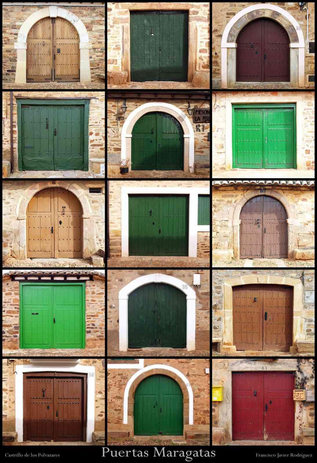 Puertas maragatas 1