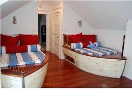 Cama barco decoraci n de interiores opendeco - Cama barco pirata ...