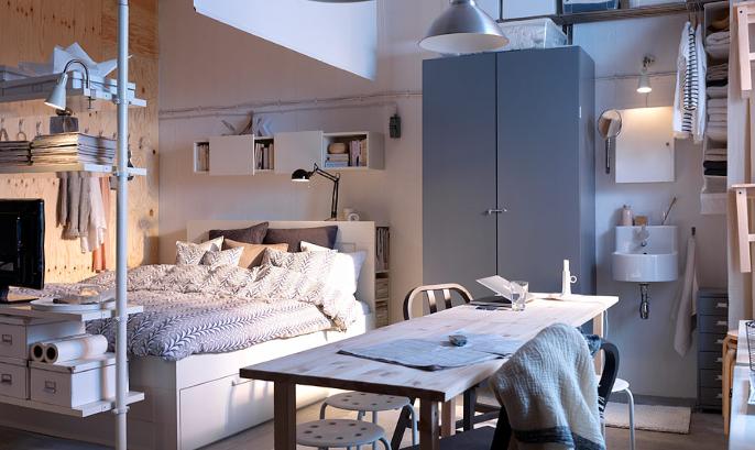 Propuestas de ikea para decorar tu dormitorio decoraci n de interiores opendeco - Ikea diseno dormitorio ...