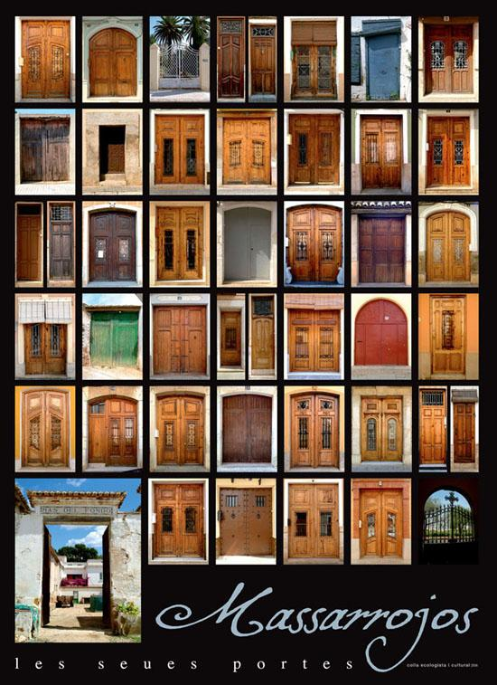Puertas de los pueblos de España 1