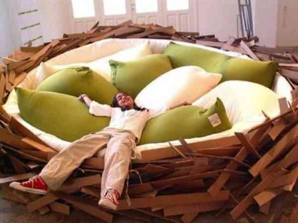 Una cama nido para tu hogar decoraci n de interiores - Que es una cama nido ...