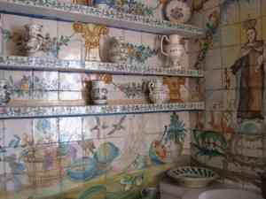 Sala de la cocina valenciana en el Museo de Artes Decorativas 3