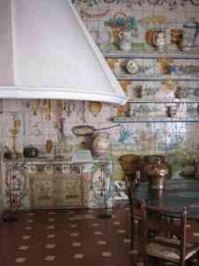Sala de la cocina valenciana en el Museo de Artes Decorativas 2