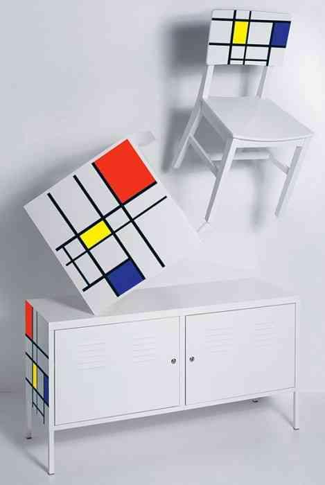 Pegatinas para muebles decoraci n de interiores opendeco for Pegatinas para muebles