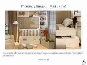 Mobiliario que crece con tu hijo VTV 2