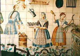 Sala de la cocina valenciana en el Museo de Artes Decorativas 7