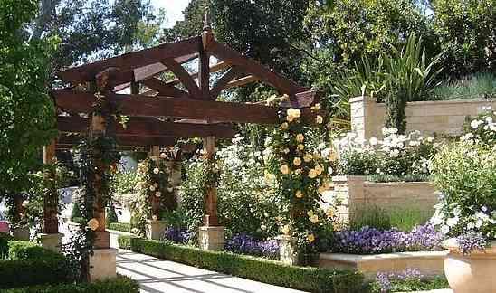 Ideas para exteriores for Ideas jardines exteriores