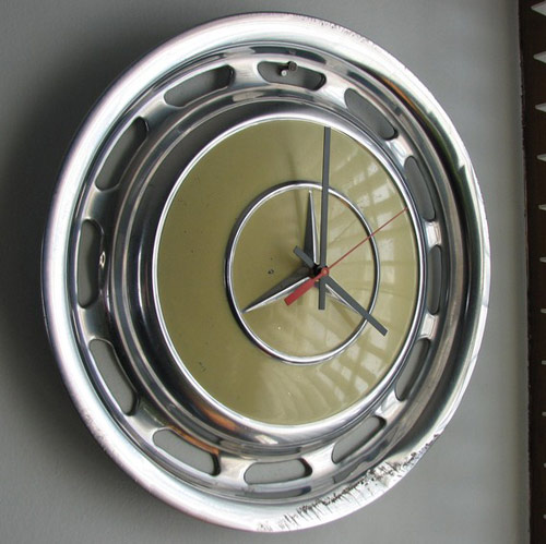 Un reloj de pared muy original 3