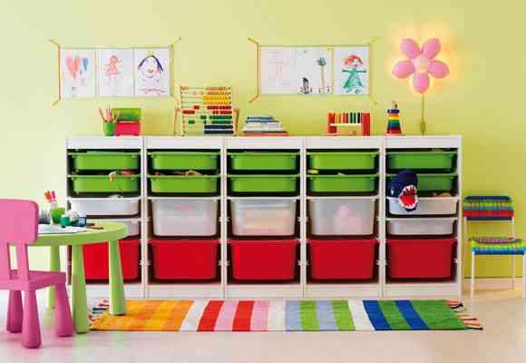 Soluciones para pequeños dormitorios infantiles 1