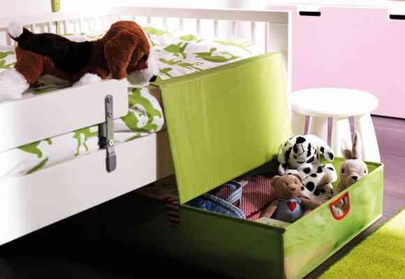 Soluciones para pequeños dormitorios infantiles 2