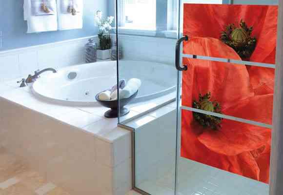 Decora tu baño con vinilos 4