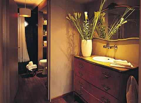 La decoración del baño 1