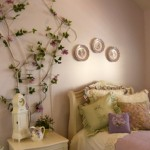 Imágenes que inspiran: decoración romántica y femenina 9