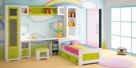 Estilos y diferentes modelos de dormitorios juveniles 2