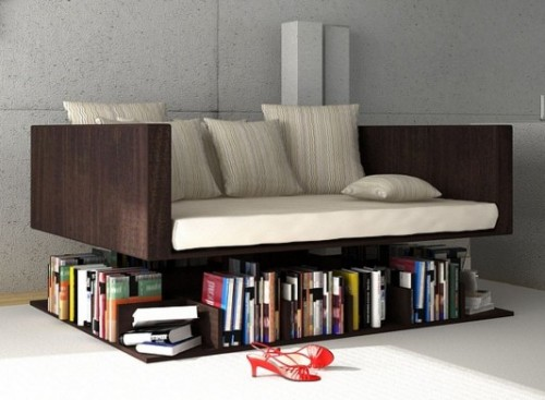 El mejor sofá para los amantes de la lectura 1
