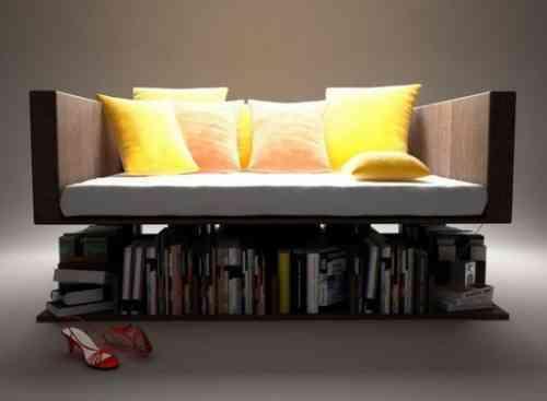 El mejor sofá para los amantes de la lectura 3