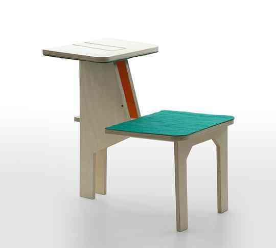 Una silla ideal para trabajar decoraci n de interiores for Sillas comodas para trabajar