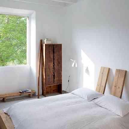 Cabeceros de madera: hazlos tú mismo 1