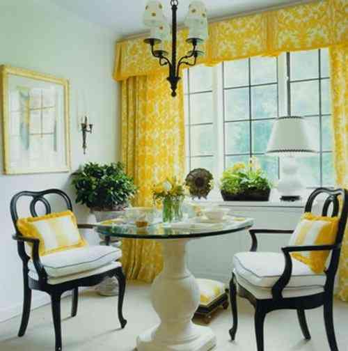 Tres ideas para lograr una decoración primaveral 1
