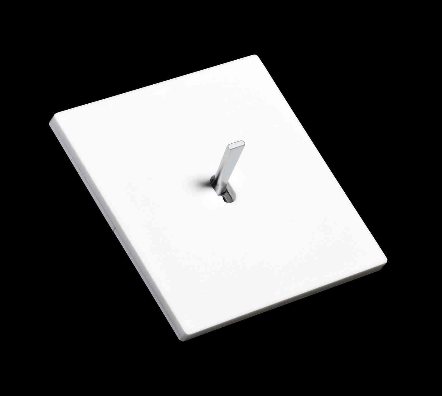 Interruptores de luz minimalistas decoraci n de - Modelos de interruptores de luz ...