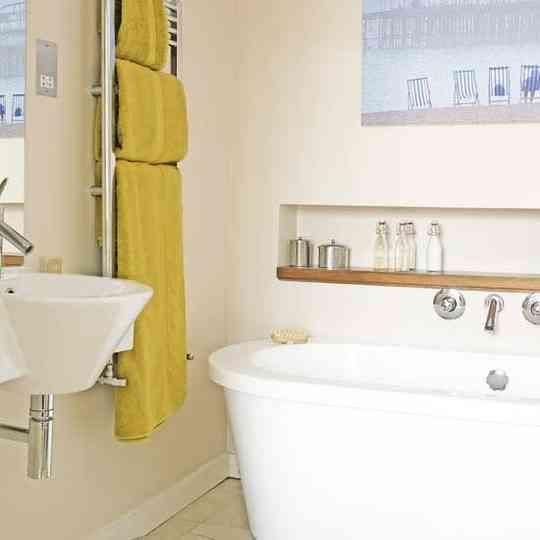 Ideas para baños pequeños 1