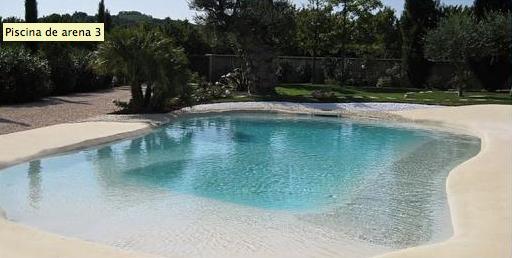 Piscina de arena decoraci n de interiores opendeco - Cuanto cuesta una piscina de arena ...
