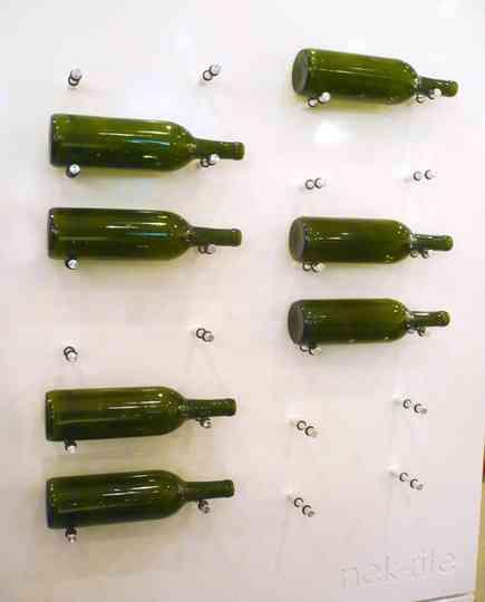 Botelleros de dise o decoraci n de interiores opendeco - Botelleros de diseno ...