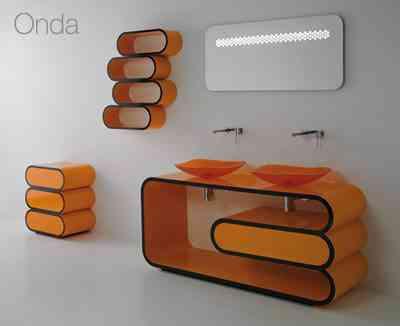 Muebles para el baño de Bandini 2